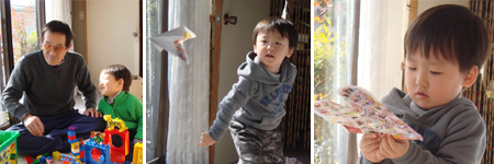 ブログ-2歳8ヶ月